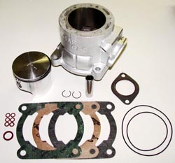REMANUFACTURED CYLINDER AND PISTON KITS FOR GASGAS